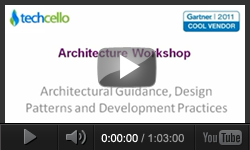 Architectural guidance, Design Patterns and Development Practices - Session 01
